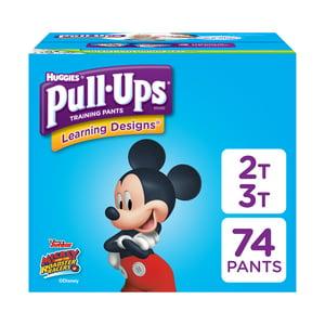 Pull-Ups Boys