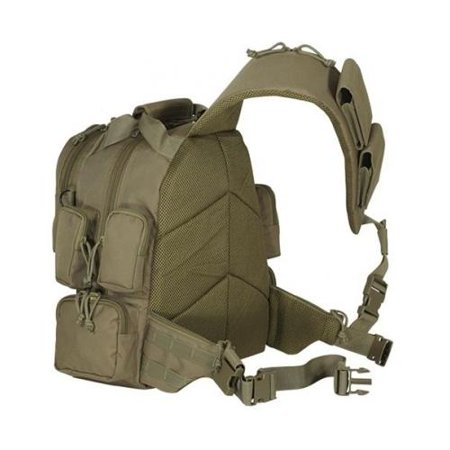 Voodoo Tactical 15 9961 Sling Pack With Molle Webbing