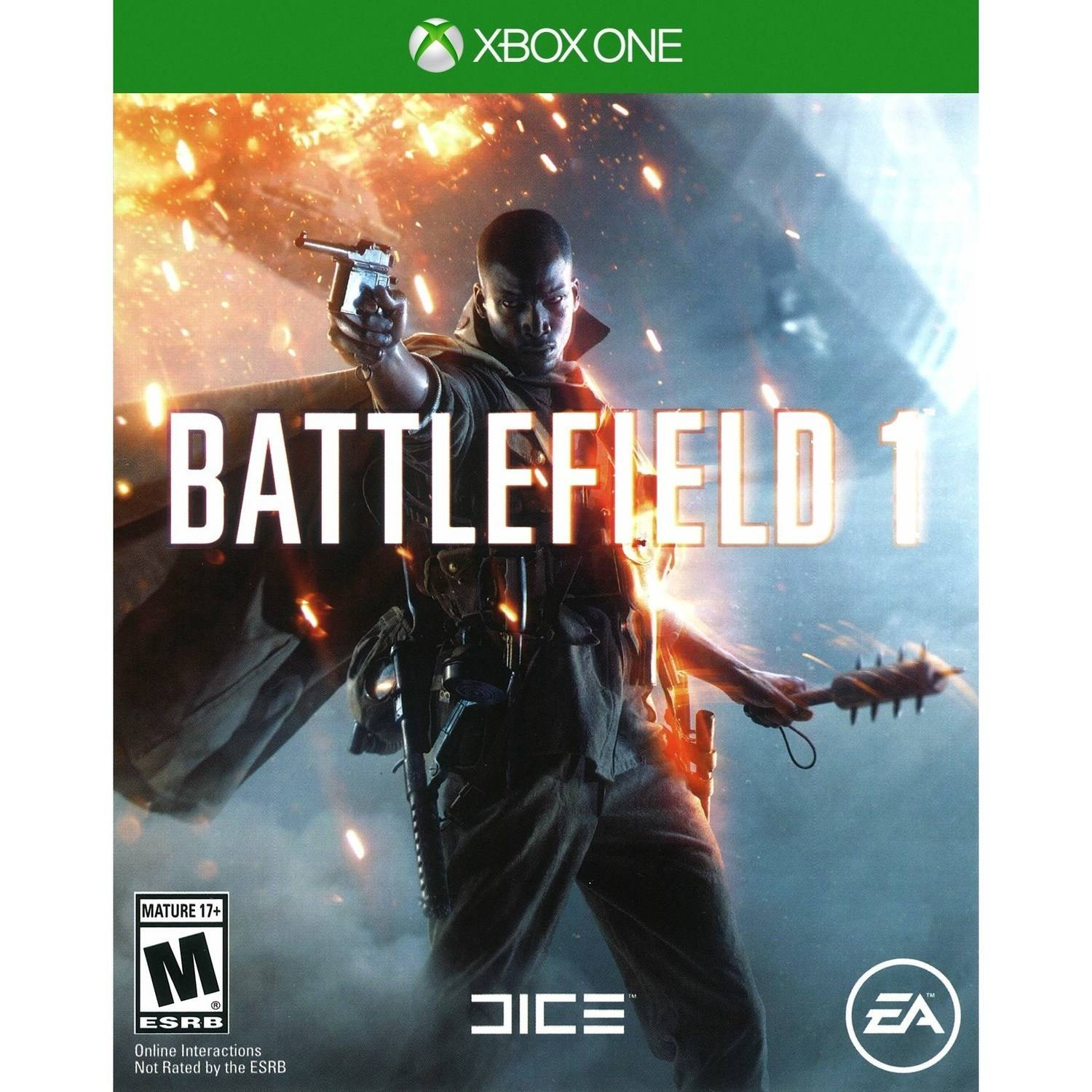 Battlefield 1 Used (Xbox One) by EA Digital Illusions Creative Entertainment AB (DICE)