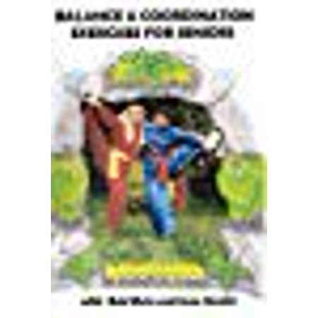 Balance & Coordination Exercises for Seniors DVD (Best Balance Exercises For Seniors)