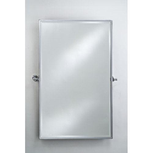 Afina Radiance Gear Tilt Large Mirror