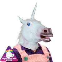 Accoutrement Magical Unicorn Mask