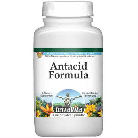 Angelica Formula - Antacid Formula Powder - Angelica, Marshmallow and Roman Chamomile (4 oz, ZIN: 511986) - 2-Pack