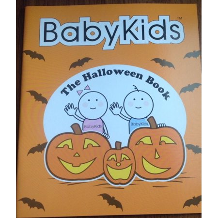 BabyKids Halloween Bookor Toddlers, - Halloween Theme Ideas For Pre-k