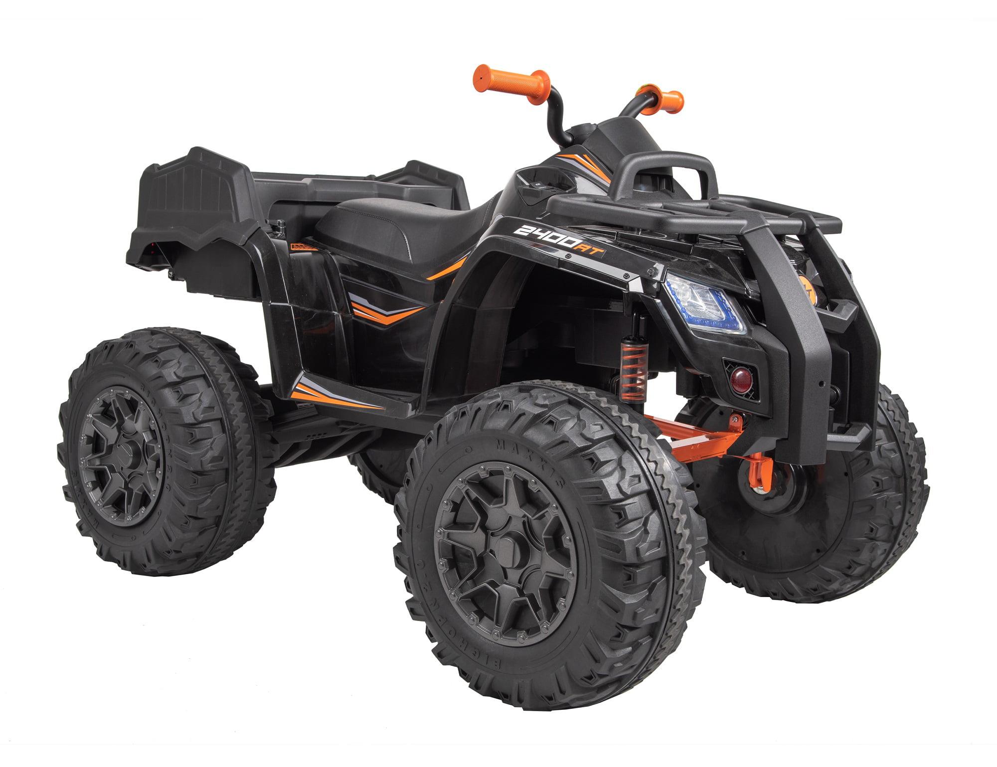 Huffy Torex ATV Kids' 24V 4-Wheeler Electric Ride-On by Huffy