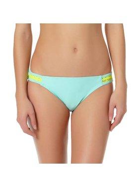5a87d415830f2 Product Image Juniors  Crochet Scoop Bikini Swimsuit Bottom. No Boundaries