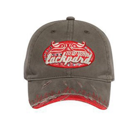 Otto Cap Lackpard Metallic Patch with 3D Embroidery and Rhinestones Caps  (Pre-Order) - Hat   Cap for Summer 5202d596da7