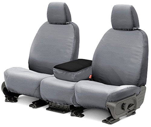 SS8442PCGY Covercraft Seat Cover Seat Style T - 60/40 Split Bench And
