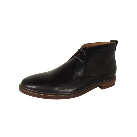 Cole Haan Mens Cambridge Chukka Lace Up Leather Boot