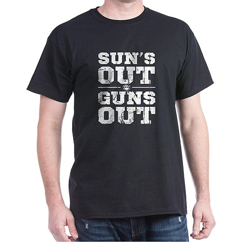 Men's Suns Out Guns Out T-Shirt