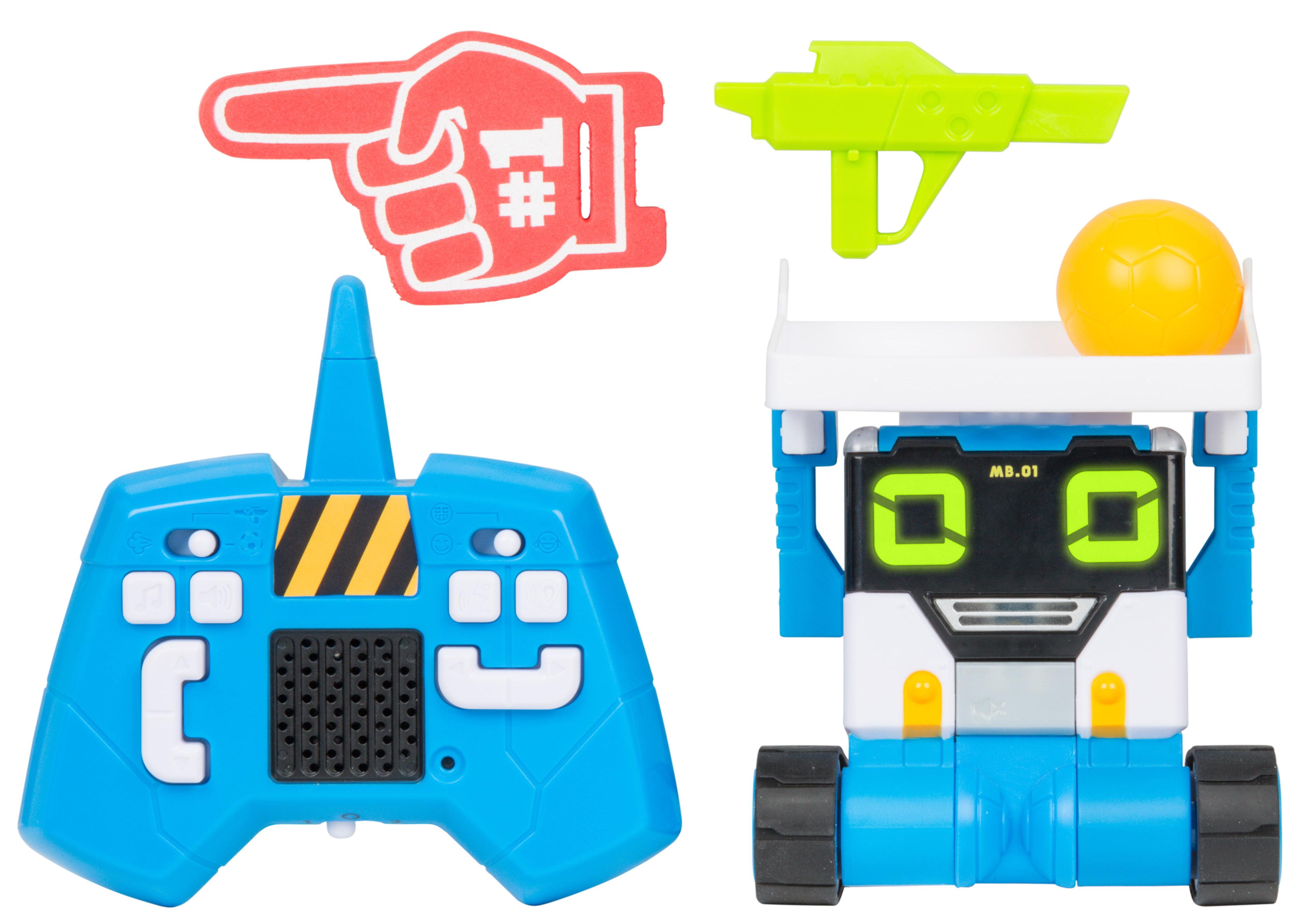 Really Rad Robots R C, Mibro by Moose Toys