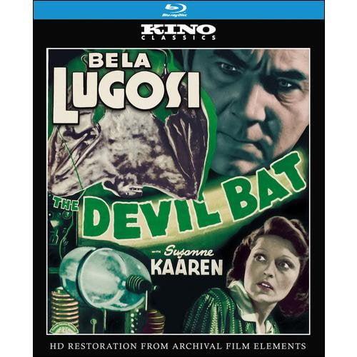 The Devil Bat (1940) (Blu-ray) (Full Frame)