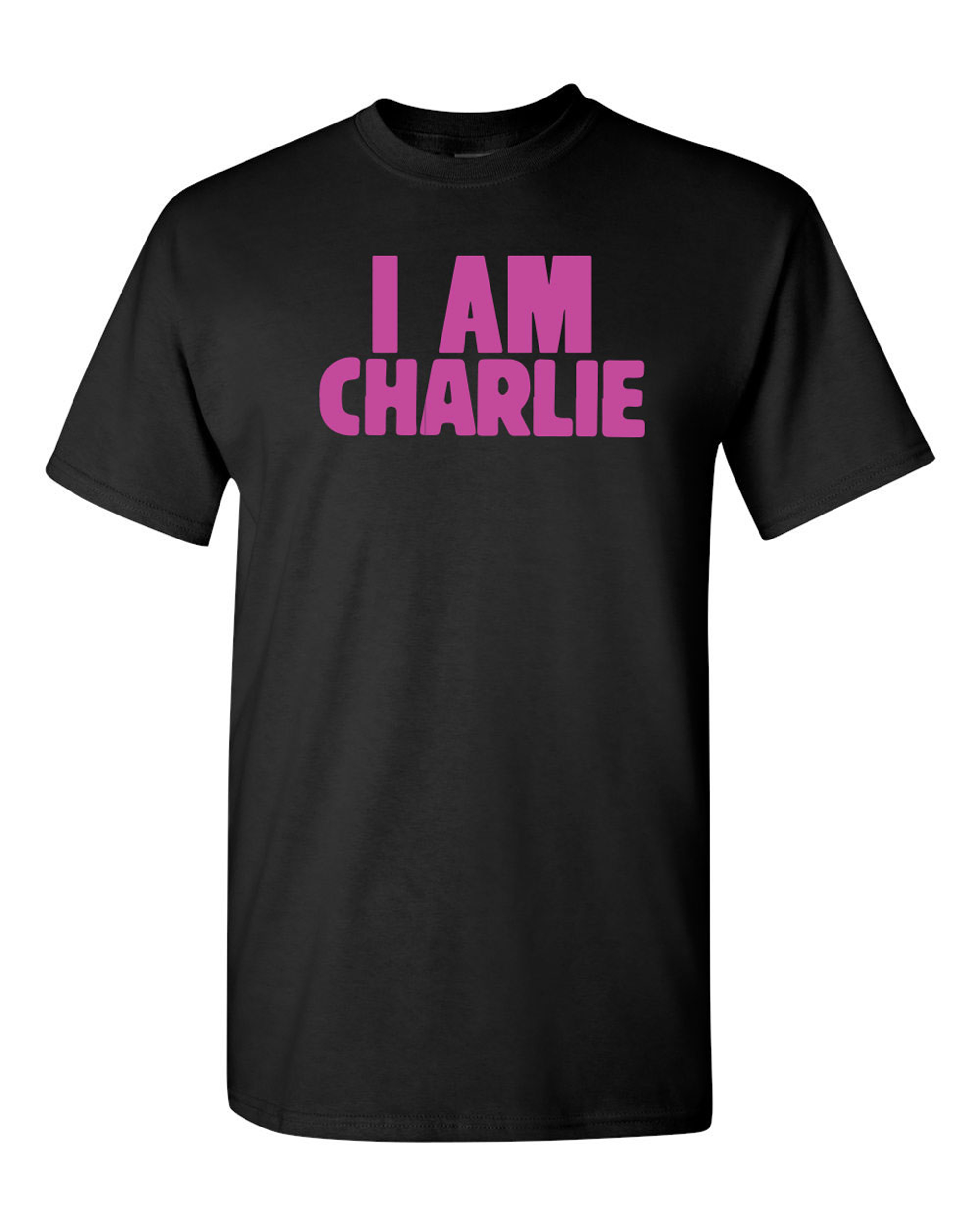 I Am Charlie Support France Adult T-Shirt Tee