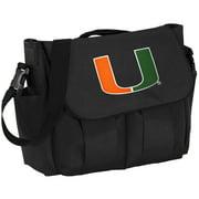 University of Miami Diaper Bag -Miami Baby Bags
