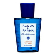Acqua di Parma Blue Mediterraneo Arancia di Capri Body Wash Shower Gel, 6.7 Oz.