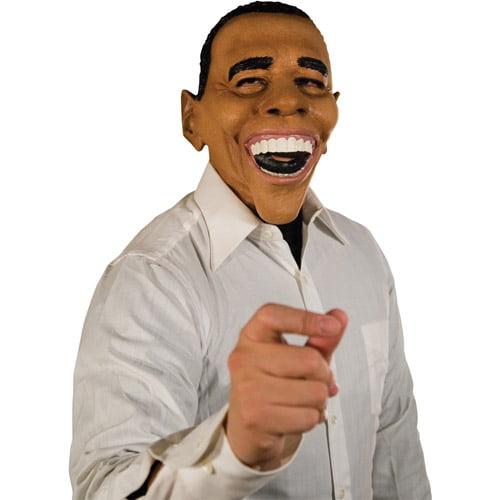 Obama Mask Adult Halloween Accessory
