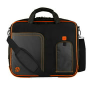 Mens and Womens Laptop Messenger Bag Shoulder Bag Briefcase 11.6 inch for iPad Pro 11, Acer Asus HP Lenovo Samsung Chromebook