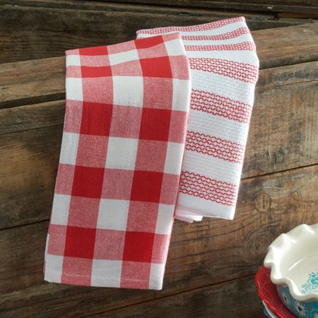 Honeycomb Kitchen Towel Set