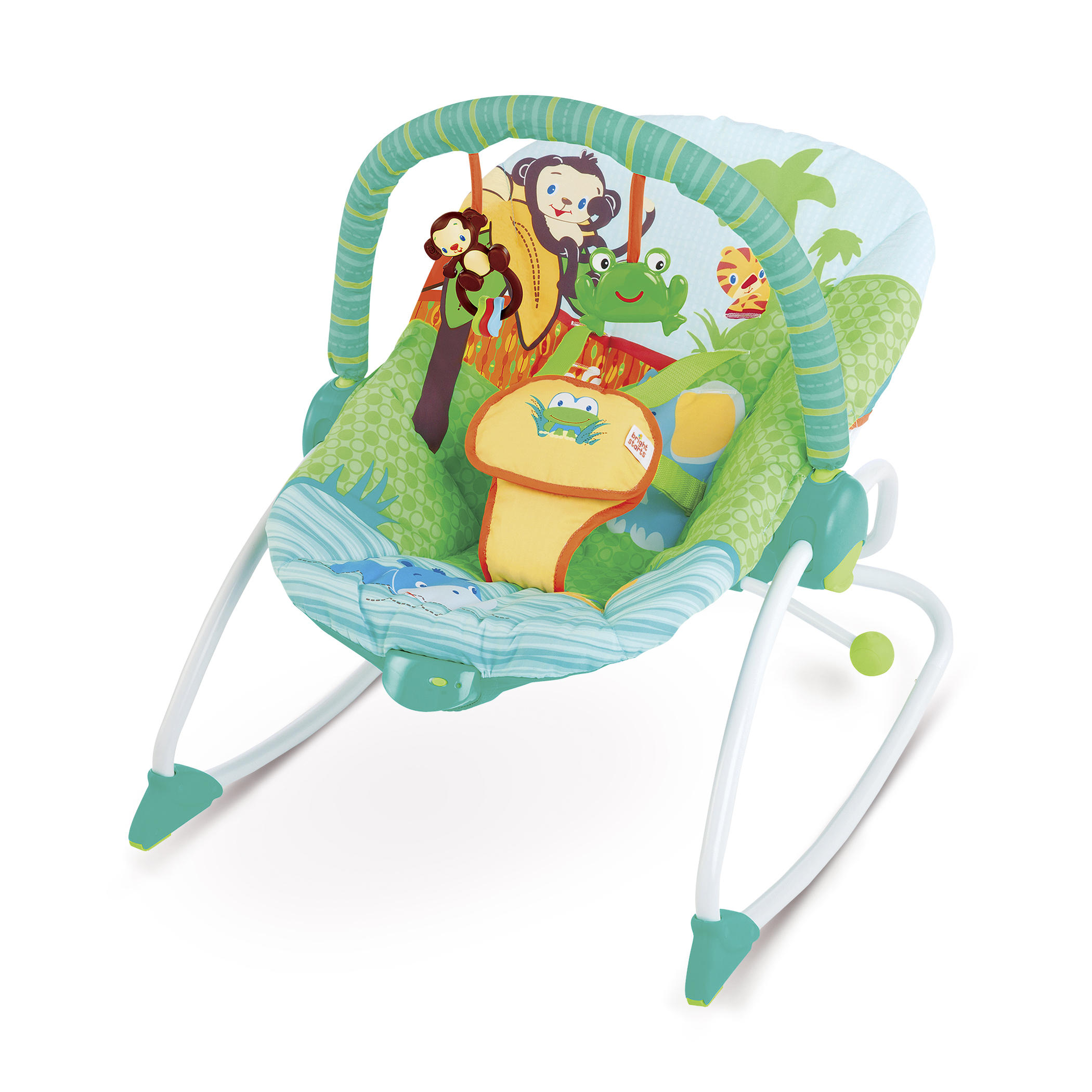 Bright Starts Peek A Zoo 3 In 1 Baby To Big Kid Rocker