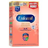 Enfamil A.R. Infant Formula for Spit-Up - Powder, 32.2 oz Refill Box
