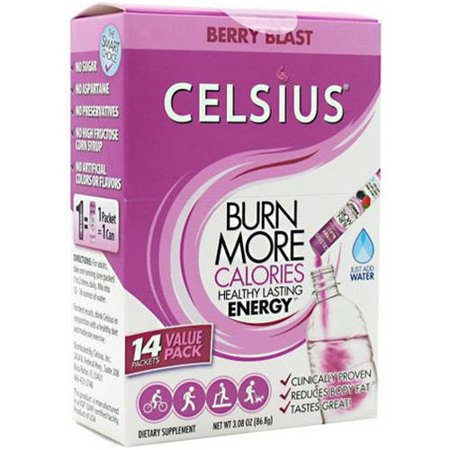 Celsius Berry Blast, 14 CT