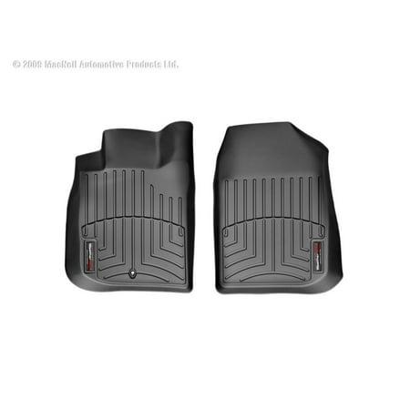 WeatherTech 05+ Chevrolet Cobalt Front FloorLiner - Black