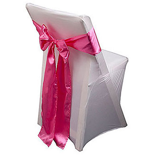 Satin Chair Sash<li>10-Pack