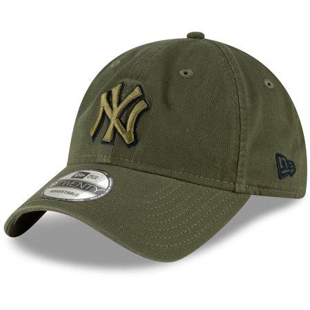 a603ba2ae68a0 New York Yankees New Era Tonal Core Classic 9TWENTY Adjustable Hat ...