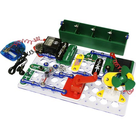 Snap Circuits Alternative Energy Green - Snap Circuit Lights