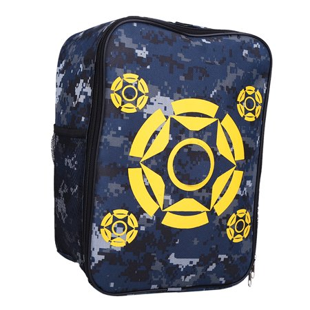 HERCHR Target Backpack, Portable Lightweight Target Pouch Backpack Equipment Carry Storage Bag Racksacks, Equipment Storage Pouch, Oxford Cloth Equipment Backpack