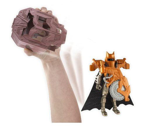 Batman The Dark Knight Rises QuickTek Saw Strike Batman Figure, USA, Brand Mattel by