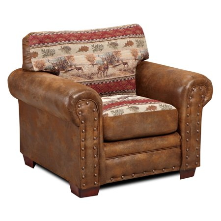 American Furniture Classics Deer Valley Chair ()