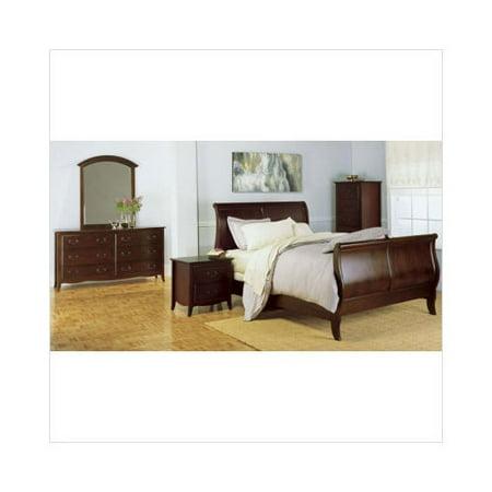 Santa Barbara Furniture Sleigh Bed Set