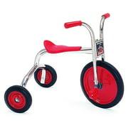 14 in. Steel Trike in Red