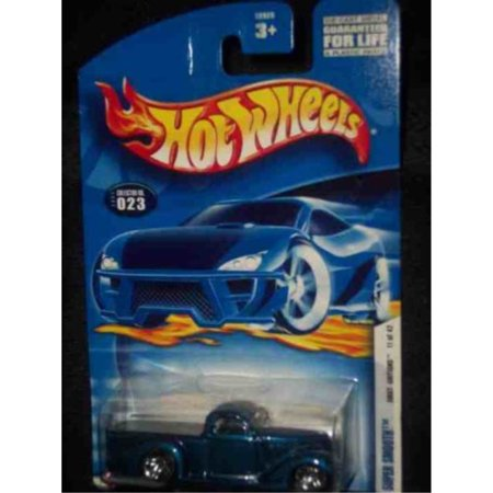 2002 First Editions -11 Super Smooth 2002-23 1st Base With Malaysia Under Mattel Inc Collectible Collector Car Mattel Hot Whee (Cars Under 1000)