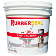Rubberseal Liquid Rubber 1 Gallon White