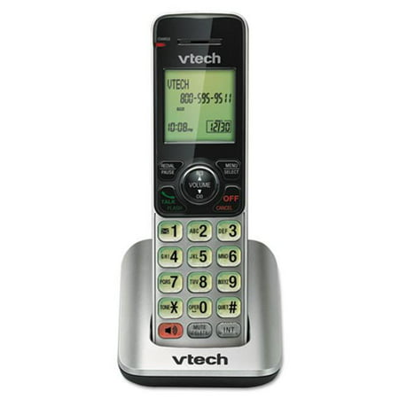 Vtech Communications CS6609 CS6609 Cordless Accessory Handset, For Use with CS6629 or CS6649-Series