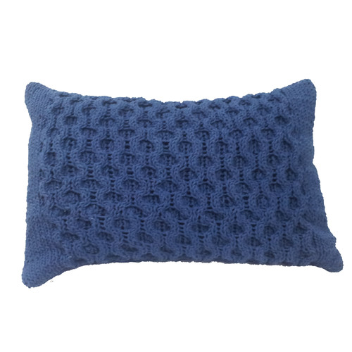 Laurel Foundry Modern Farmhouse Carlee Knit Cotton Lumbar Pillow