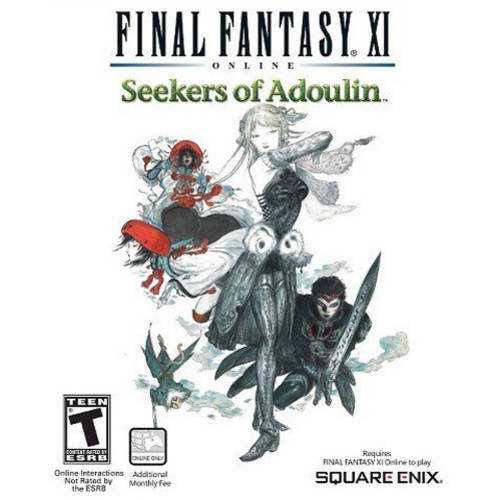 Image of Final Fantasy XI Seekers (Digital Code)
