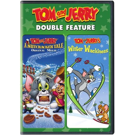Tom & Jerry: A Nutcracker Tale / Winter Wackiness (DVD)