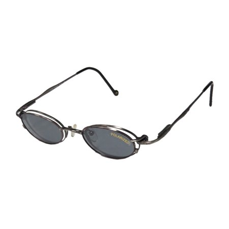 69093d07030f New Smartclip 223 Mens Womens Oval Full-Rim Antique Pewter   Wine Budget  With