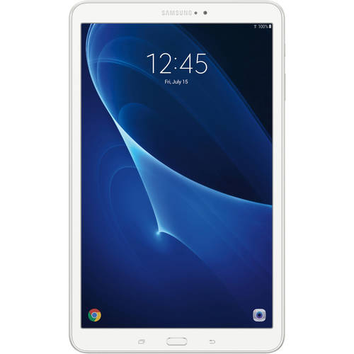 "Samsung Galaxy Tab A with WiFi 10.1"" Touchscreen Tablet PC Featuring Android 6.0 (Marshmallow) Operating System"
