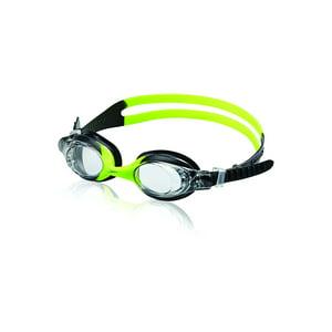 Speedo Kids Skoogles Goggle - Kids Recreational Swim Goggle - Black | Green