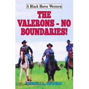 Valerons - No Boundaries! - eBook