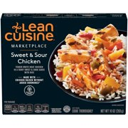 LEAN CUISINE MARKETPLACE Sweet & Sour Chicken 10 oz. Box