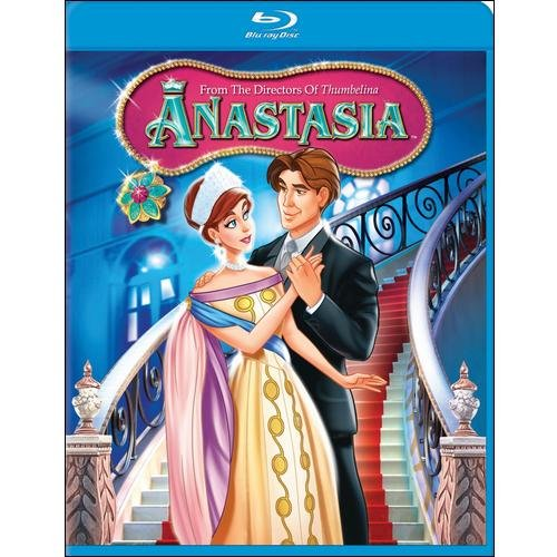 Anastasia (Blu-ray) (Widescreen)