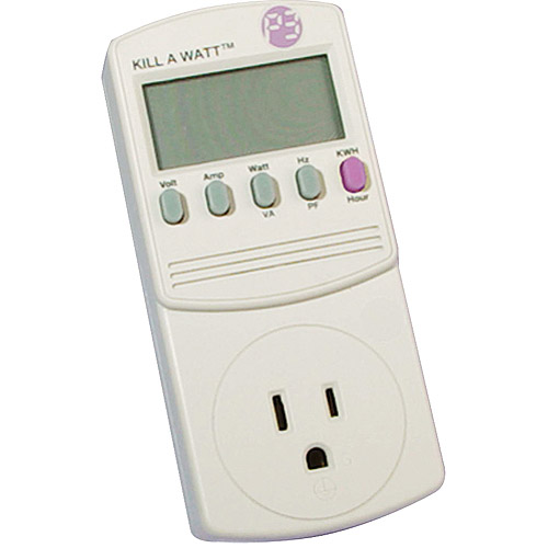 P3 International Kill-A-Watt Electricity Usage Monitor