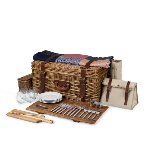 Charleston Picnic Basket by
