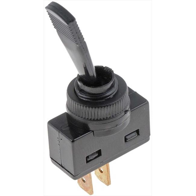 Dorman 85958 Electrical Switches Toggle Lever Plastic Black