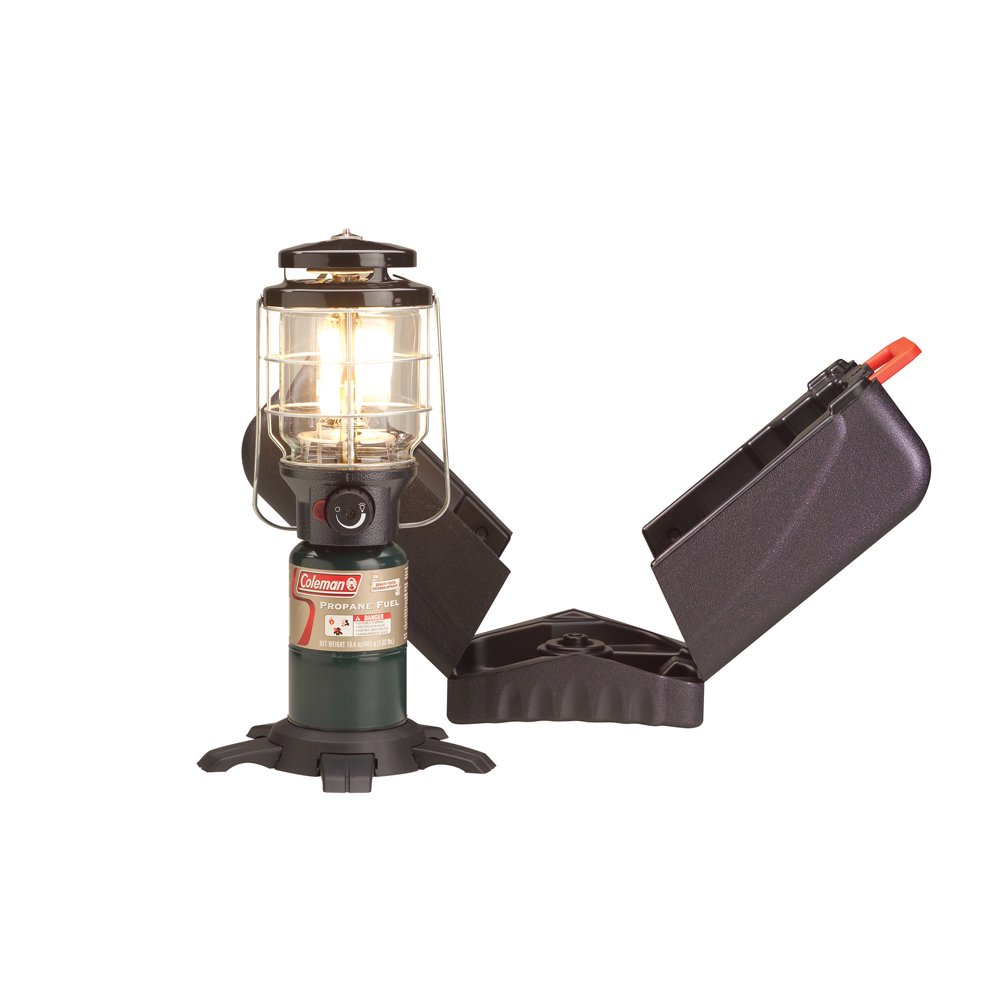 Coleman 1500L NorthStar Propane Gas Lantern with Case